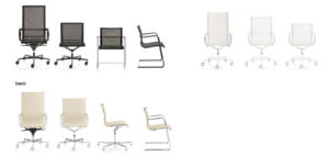 Chaise de bureau - Emmegi Seating EM202